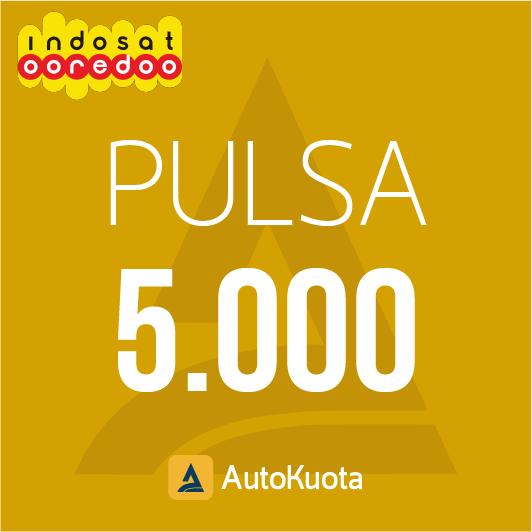Pulsa Indosat - Pulsa indosat 5 ribu
