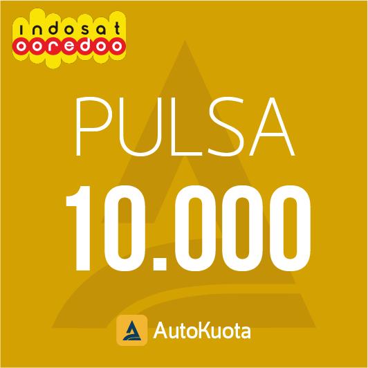 Pulsa Indosat - Pulsa indosat 10 ribu