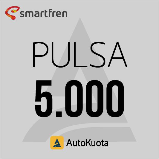 Pulsa Smartfren - Pulsa smartfren 5 ribu