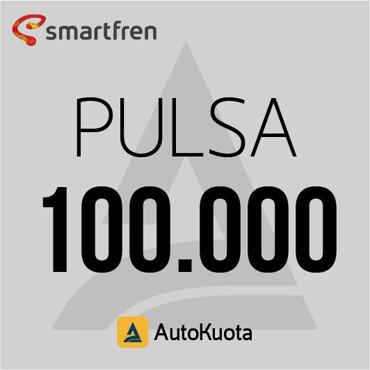 Pulsa Smartfren - Pulsa smartfren 100 ribu